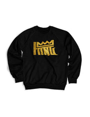 King Saw Gold Crewneck Sweater