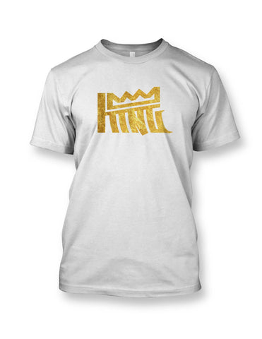 King Saw Gold Tee