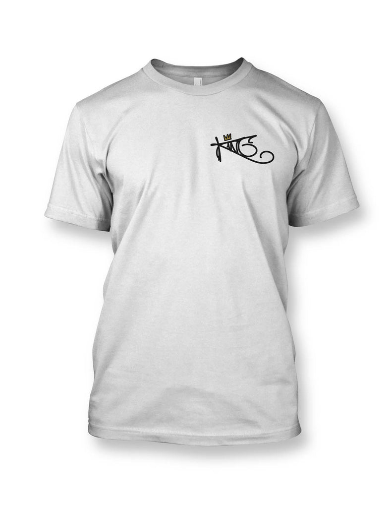 King Tag Tee Chest Emblem