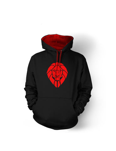 Limited Edition Lionheart Two Tone Hoody