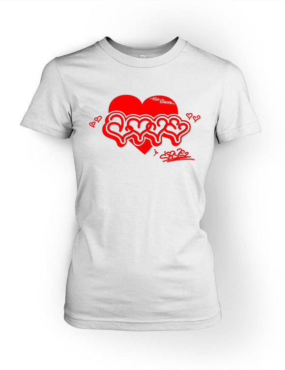 Love is Love Crewneck Tee