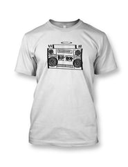 Hip Hop Boombox Vol.1 Tee