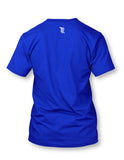 Schemers Royal Blue Men's Crewneck T-shirt