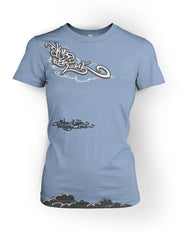 Skys the Limit Womens T-Shirt