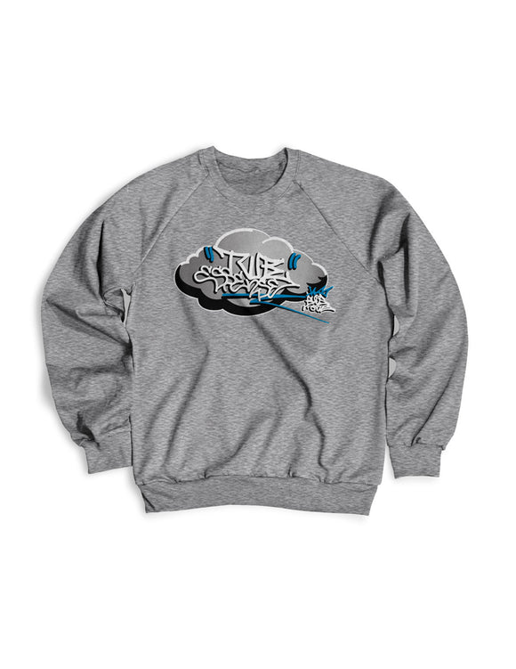 Quiet Storm Crewneck Sweater