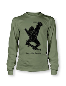 Guerrilla Tactics Mens LS T-shirt
