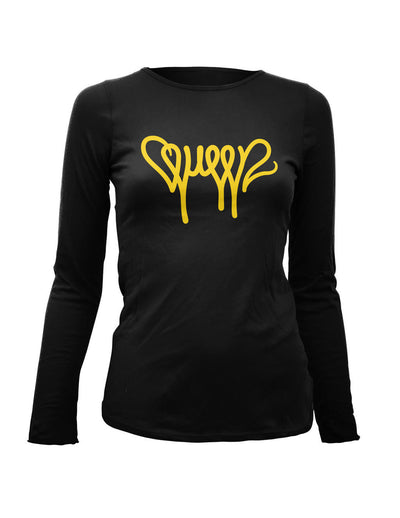 Queen Tag LS T-Shirt