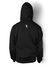 Hip Hop State of Mind Black Pullover Hoody
