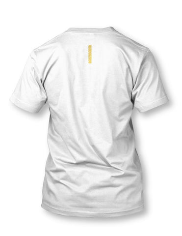 EMBK White Crewneck T-Shirt