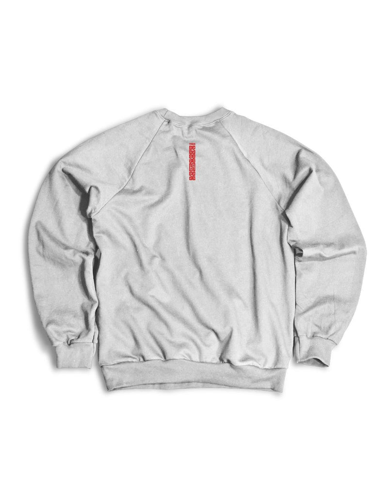 6th Sense Sweater White