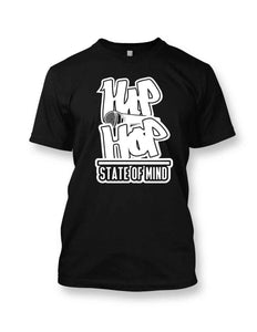 Hip Hop State of Mind Crewneck T-Shirt