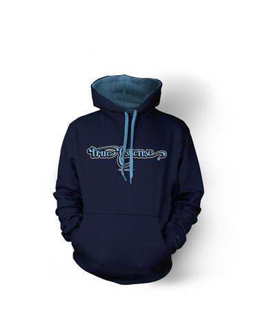 TE Banner Navyblue Pullover Hoody
