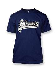 Schemers Navy blue Men's Crewneck T-shirt
