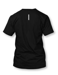 Bonsai Men's Black Crewneck T-shirt