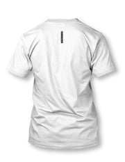 True Ace White Men's Crewneck T-shirt