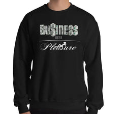 Business Over Pleasure Sweater