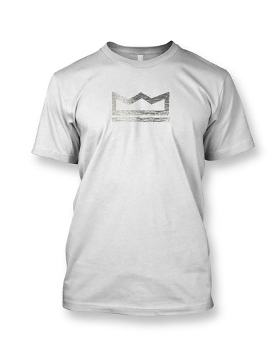 TE Crown Vol.1 Silver Tee Mens