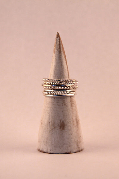 Stackable Ring Flat
