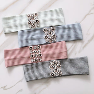 Leilani Ribbed Headband