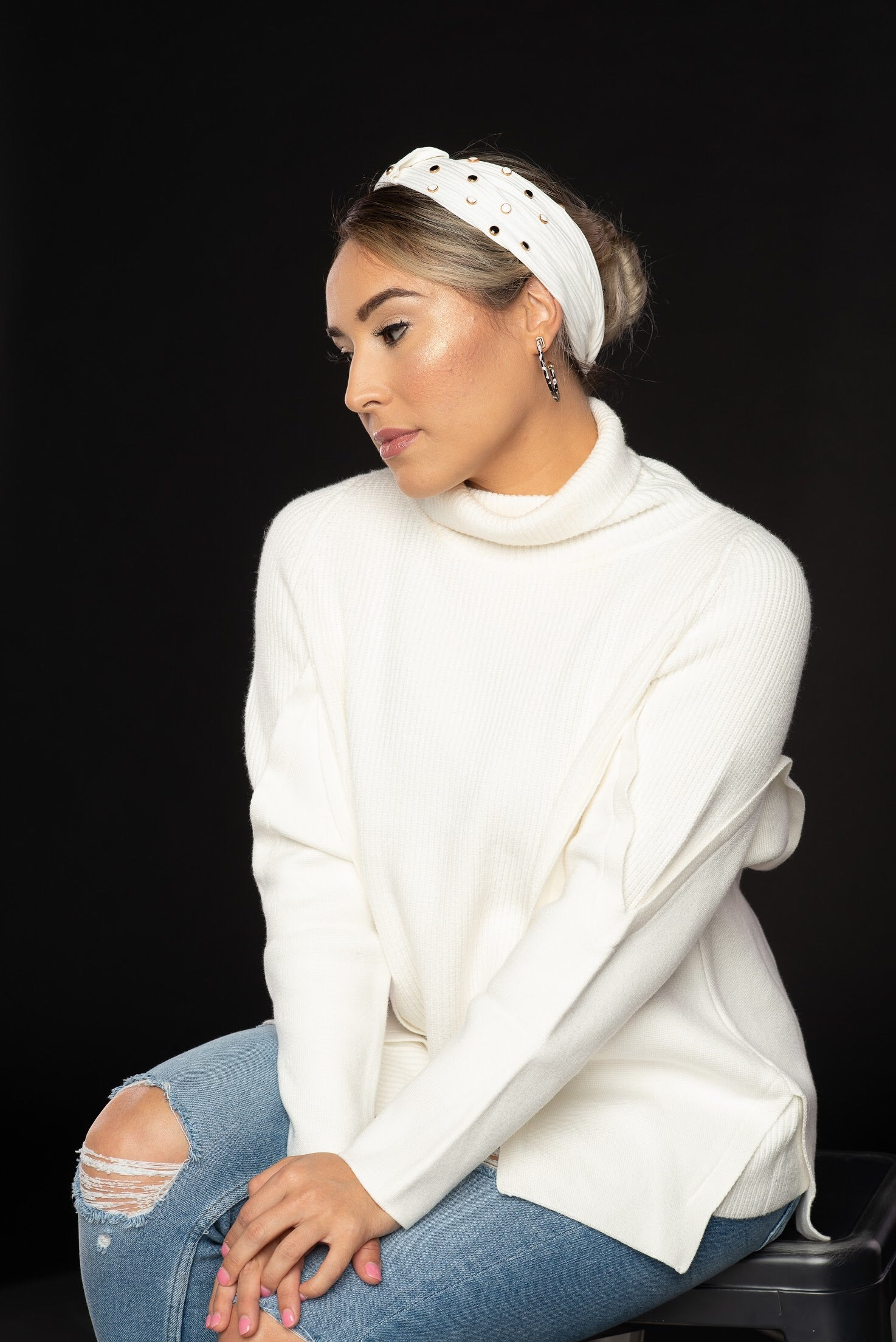 Elle Ribbed Headband - 3 styles