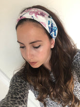 Load image into Gallery viewer, Floral Sparkle Hues Headband Collection