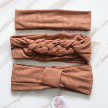 Load image into Gallery viewer, Subtle Shimmer Headband- 3 Styles