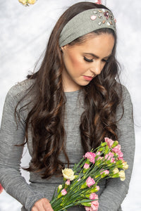 Isabella Ribbed Headband