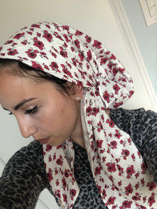 Poppy Dreams Headscarf