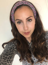 Load image into Gallery viewer, Cheetah Headband