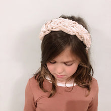 Load image into Gallery viewer, Stephanie Braided Hard Headband