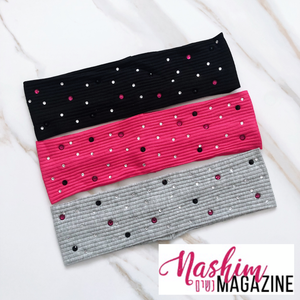 Nashim & VB Collab Ribbed Headband