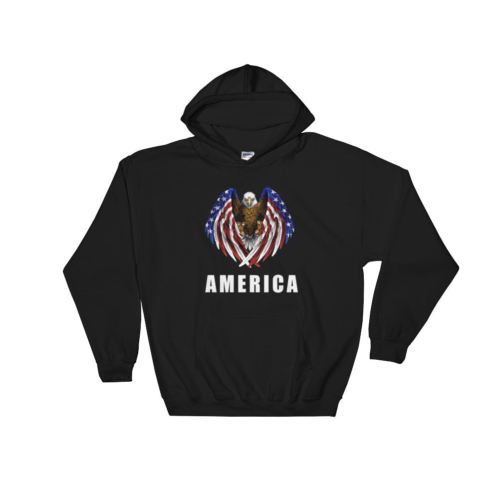 America Hooded Sweatshirt