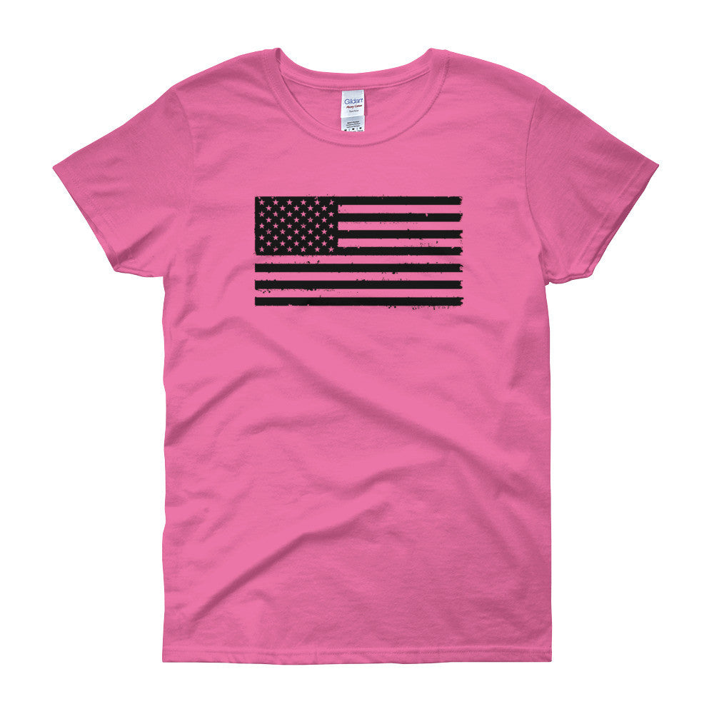 Black Flag Women's short sleeve t-shirt