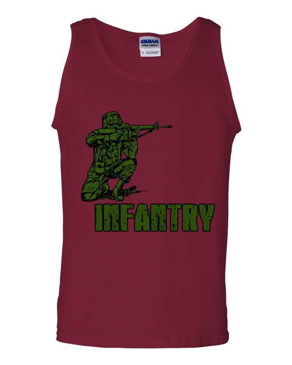 Infantry Tank top
