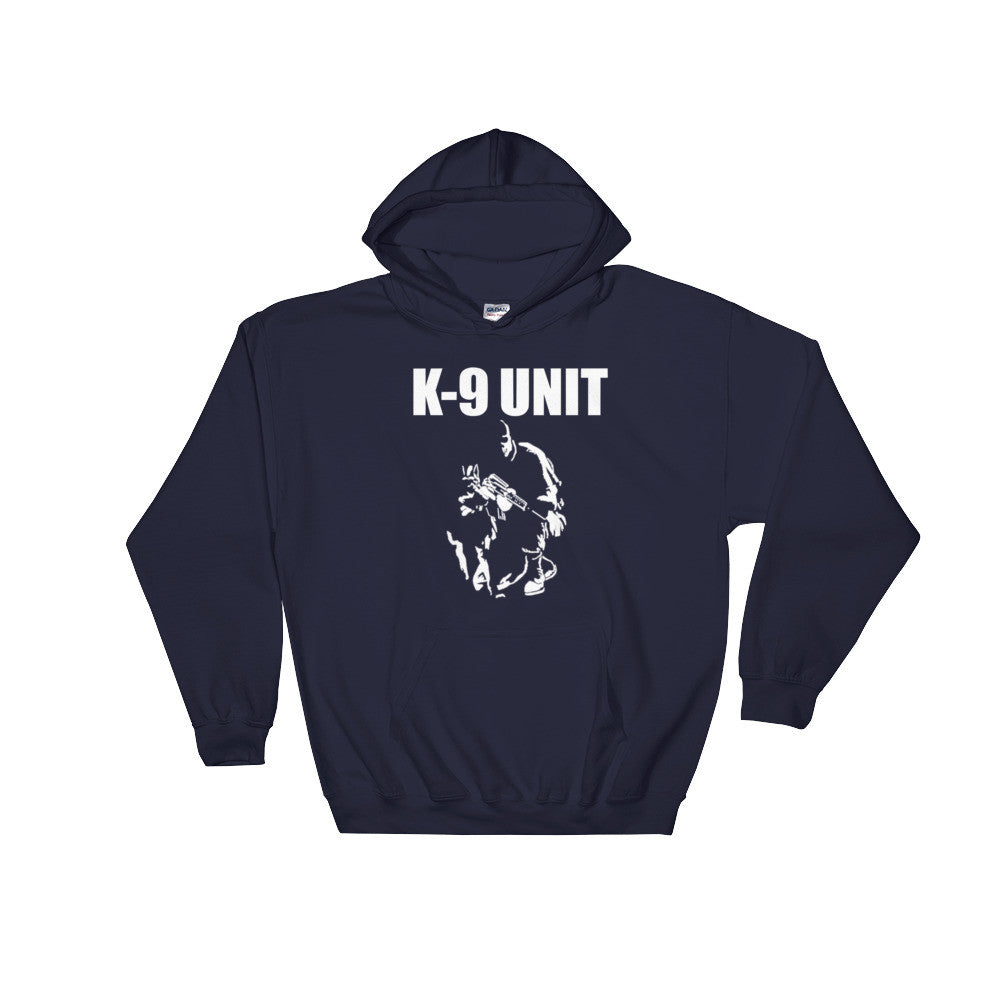 K-9 Unit Hooded Sweatshirt