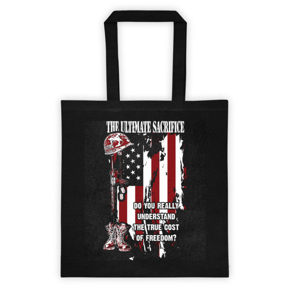 Ultimate Sacrifice Tote bag