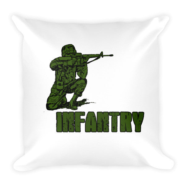 Infantry Pillow