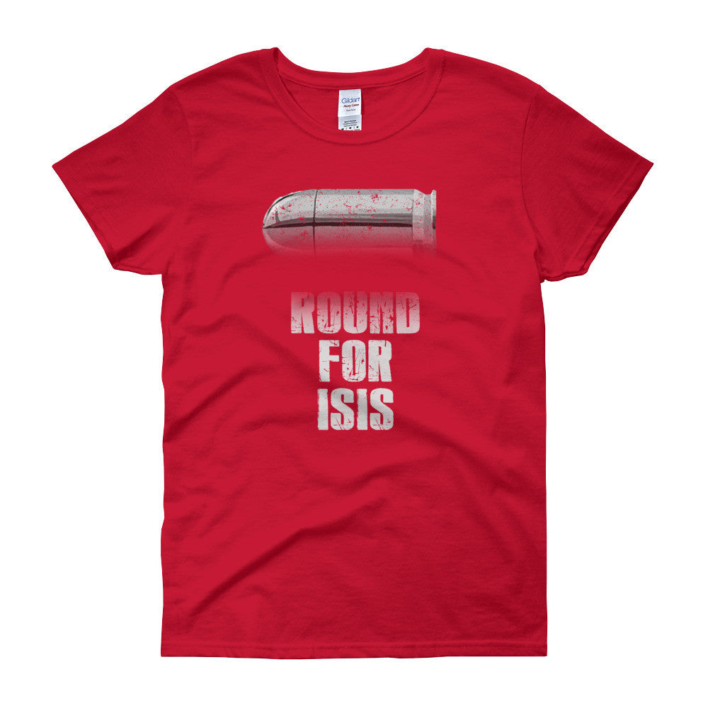Round for ISIS Women's short sleeve t-shirt
