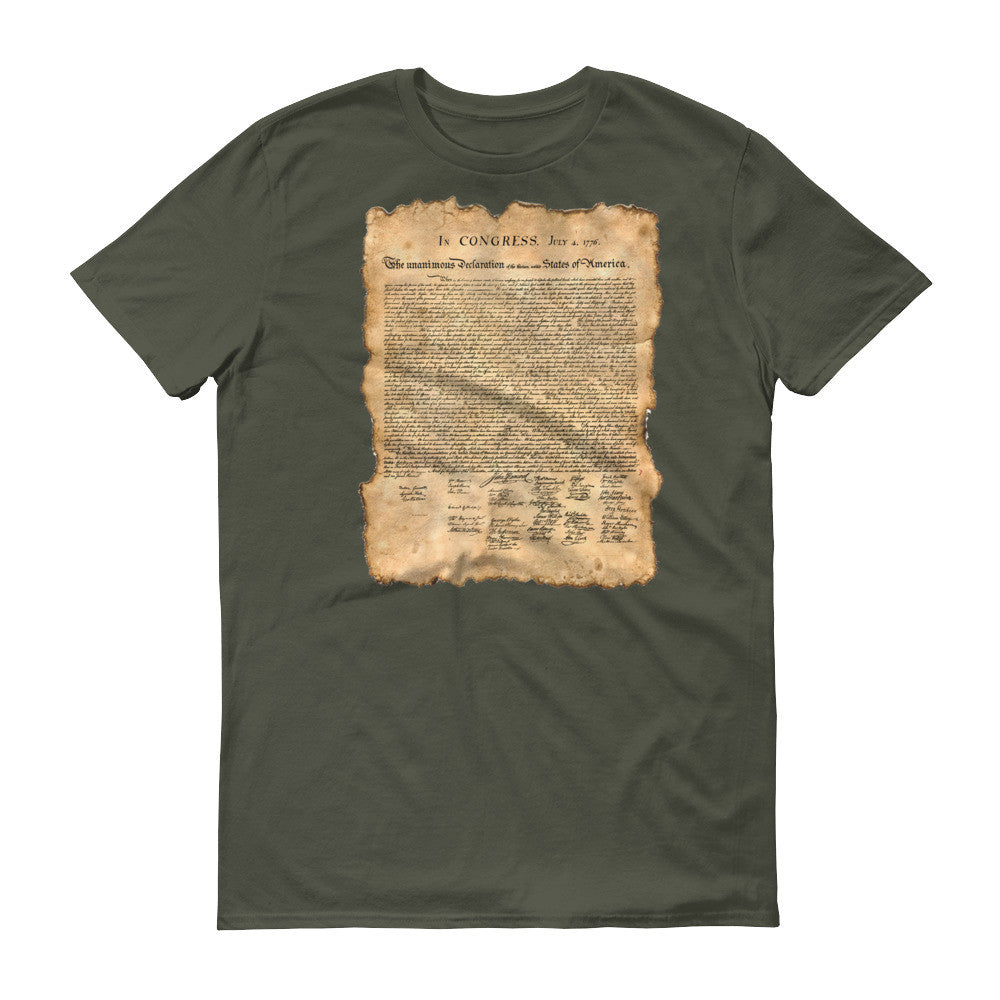Constitution Short sleeve t-shirt