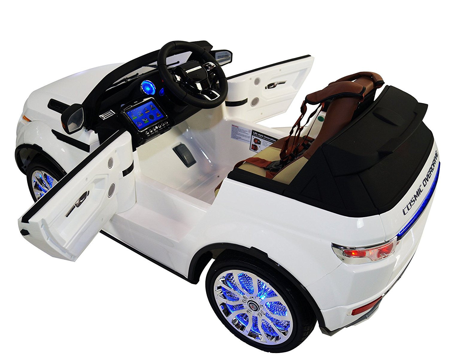 Range Rover Style Premium Ride On Electric Toy Car Toys System