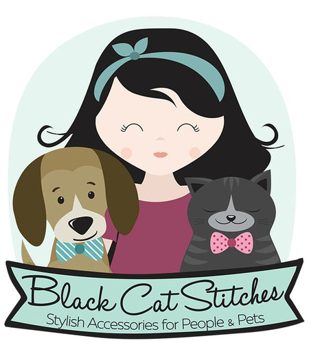 Black Cat Stitches