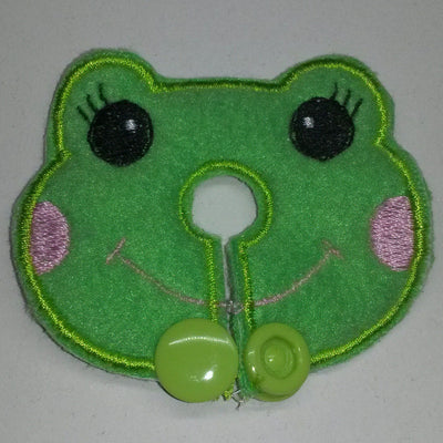 Frog - Feeding Tube Pad - Tubie Whoobies