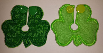 Shamrock - Feeding Tube Pad - Tubie Whoobies