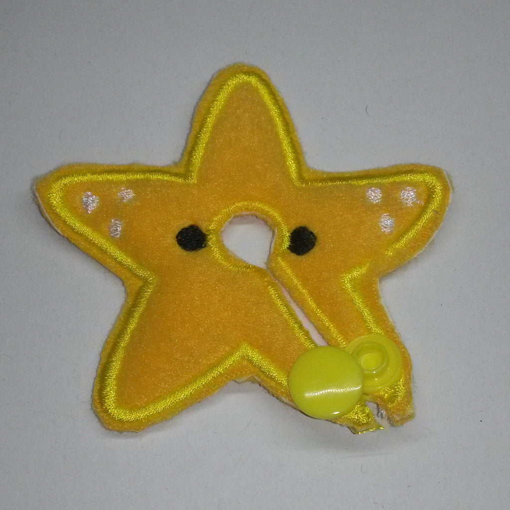 Starfish - Feeding Tube Pad - Tubie Whoobies