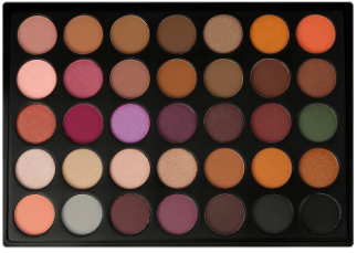 35C BLOOM EYESHADOW PALETTE