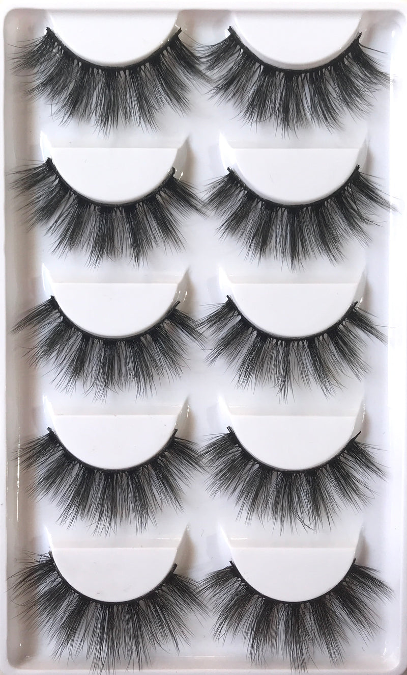 Luxe Lash Collection (5 Pack)