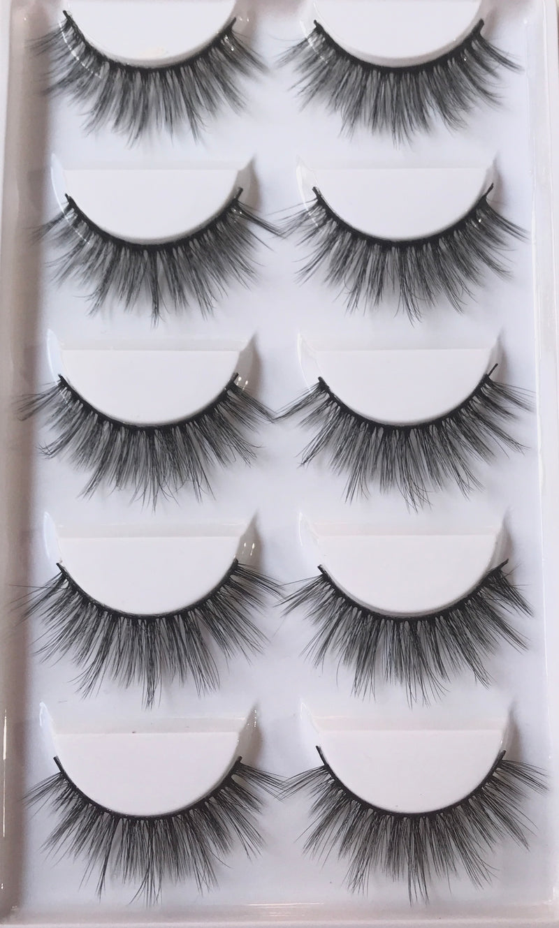 Tease Lash Collection (5 Pack)