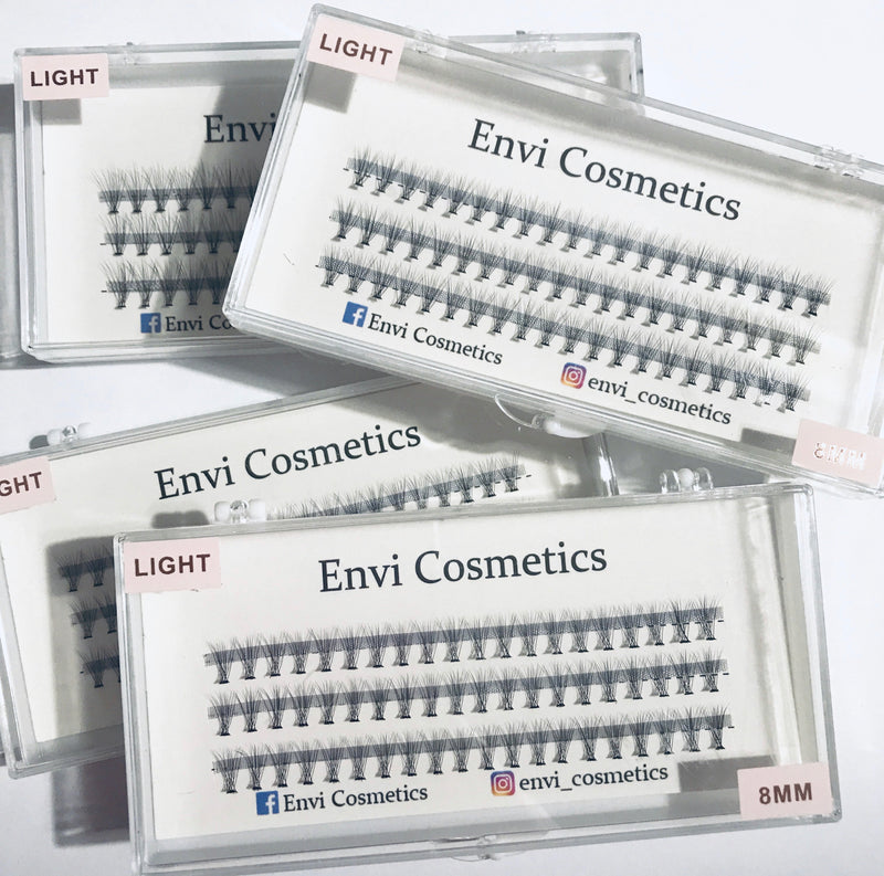 LIGHT LUXE INDIVIDUAL LASHES