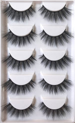 Isabelle Lash Collection (5 Pack)