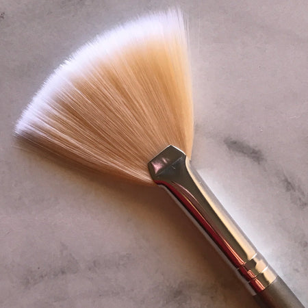 717 FLAT TOP BUFFER BRUSH